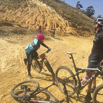 Explore Soweto MTB trails