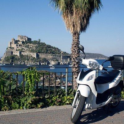 Uno dei nostri scooter