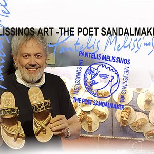 Pantelis Melissinos - The poet sandal maker