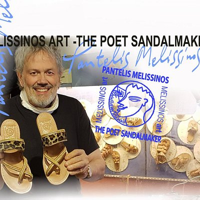 Pantelis Melissinos - The poet sandal maker