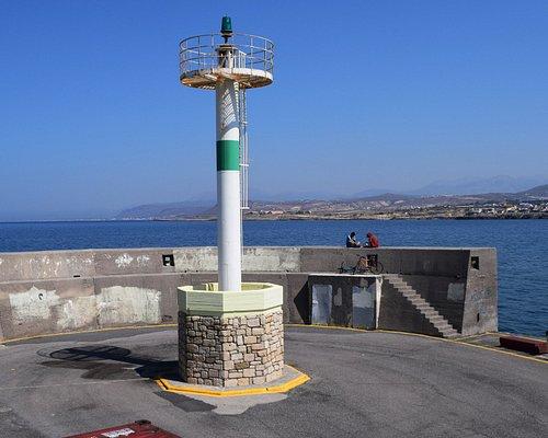 Lighthouse of Heraklion