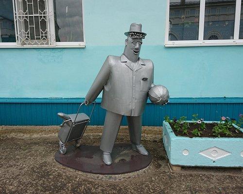 Памятник покупателю