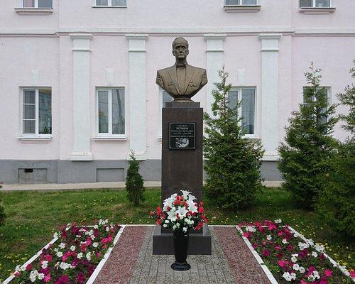 Бюст К.Н. Игумнова