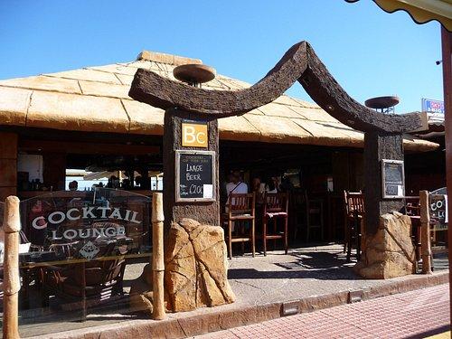 Cocktail Bar BARBACOA Entrance