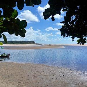 Barra de gramame , litoral sul da paraiba