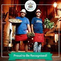 Ed anche per quest'anno ci siamo aggiudicati il certificato si eccellenza!!