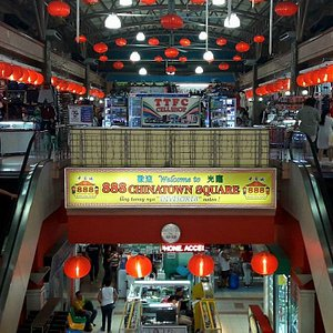 888 China Town Square in Bacolod City