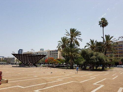 Itzhak Rabin Monument