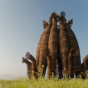 2-days tour from Moscow to Nikola-Lenivets art park