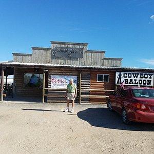 Cowboy Saloon