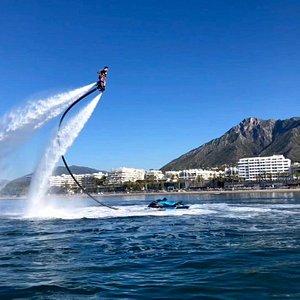 RedFly Marbella / Flyboard / Flyride / Boat