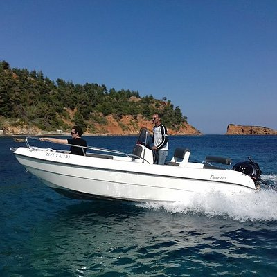 Rental boats in Alonnisos PAXOS 170