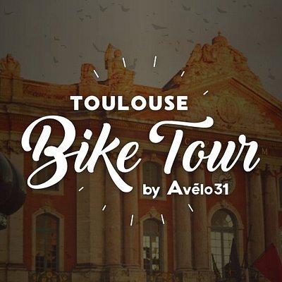 logo Toulouse Bike Tour