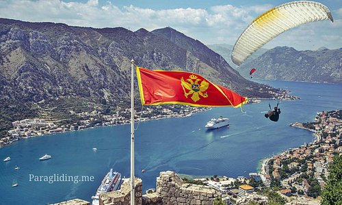 Welcome to paragliding in Montenegro!
