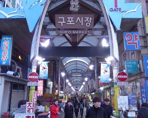 市場の入口2