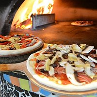 Woodfired Pizzas