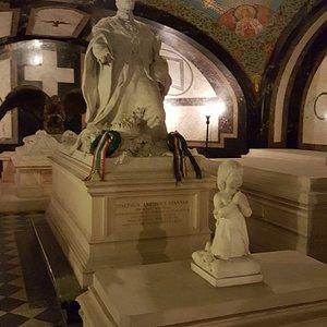 Habsburg nádori kripta - Magyar Nemzeti Galéria