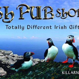 The Irish Pub Shop - Killarney and the Puffins of Skellig Michael
