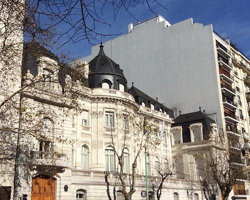 Recoleta architecture
