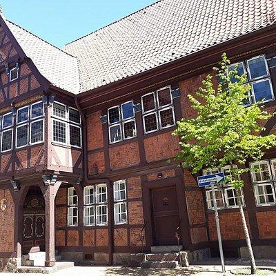 Rathaus Rendsburg, Rendsburg, Alemania.