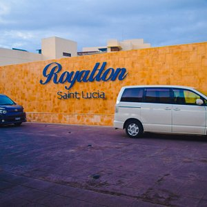 St Lucia Airport Transfer to the Royalton Resort. Be transported to any resort on island.