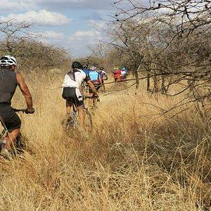Cycling Tanzania