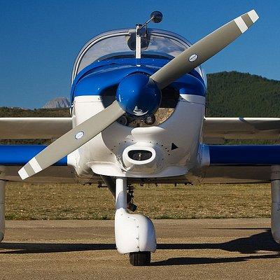 Nuestro avión, ROBIN DR400/180R