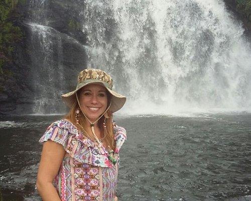 Cachoeira Bracuí - Bananal SP