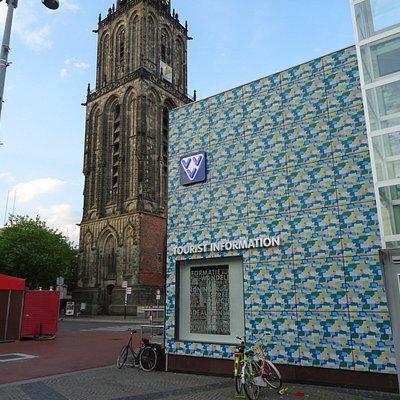VVV Groningen tourist info