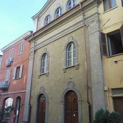 Un bell'esempio di sinagoga, molto ben conservata ora centro culturale