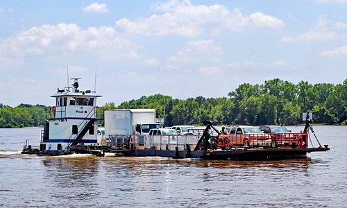 Golden Eagle Ferry