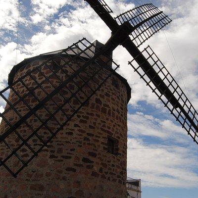 Molino de viento del Santo Cristo XVIII