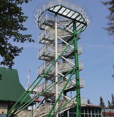 Wieża widokowa Ziad Tower