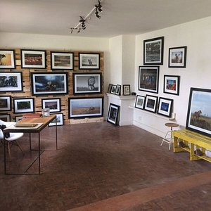 Upepo Photography Gallery in the new location on Likoni Close