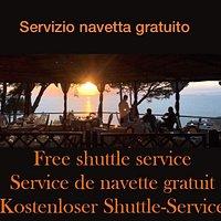 il nostro servizio navetta gratuito per Anacapri