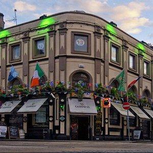Slatterys Bar, 129 Capel Street, D1