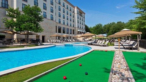 Bocce Ball at Westin Stonebriar Resort & Golf Club