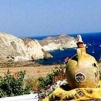 Captain Dimitris View