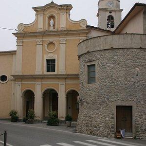 Chiesa San Thomas Becket a Pallerone