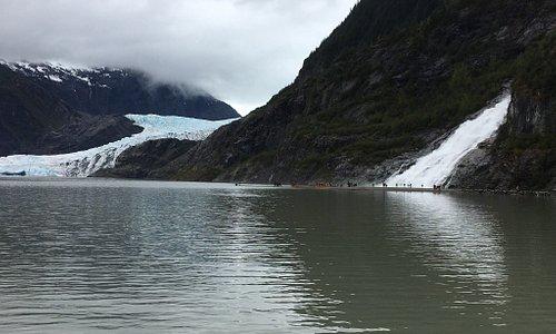 Mendehall Glacier and Nugget Fails, Juneau