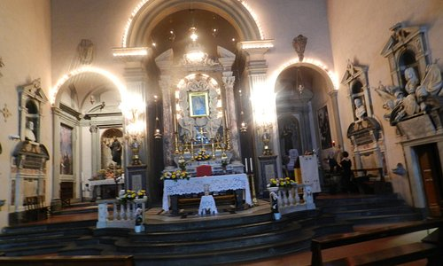 L'altare maggiore