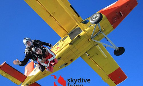 NZ's Highest Skydive - 19,000 ft!