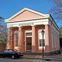 Athenaeum - home of the Northern VA Fine Arts Association
