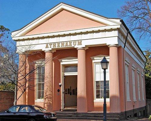 Athenaeum - home of the Northern VA Fine Arts Association