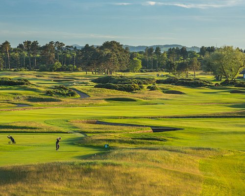 17th Hole of The Carnoustie Championship Course