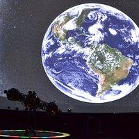 Зал Планетария