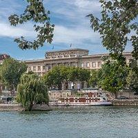 Monnaie de Paris et bords de Seine © Bernard Touillon