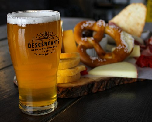 Charcuterie, Pretzel and Beer 2