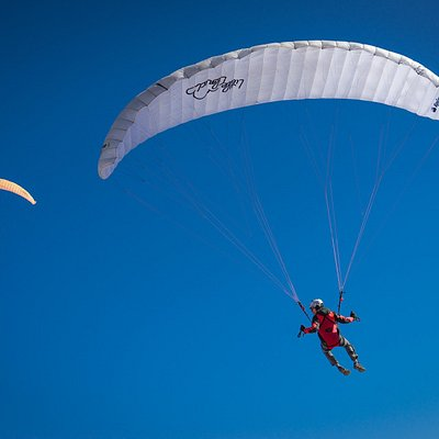 Paragliding - Fun Days, Pilot Courses & Competition Flying - Green Dragons