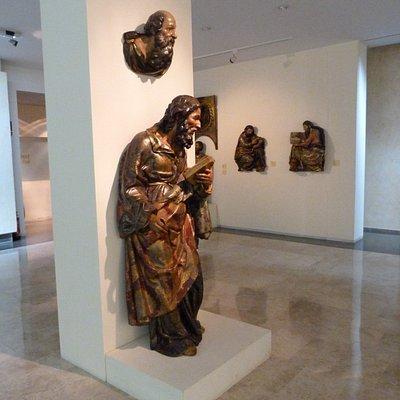 Escultura de Santo